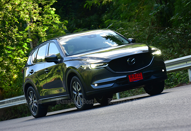 Mazda CX-5 2.0 SP (2017) review