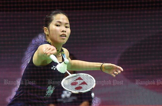 Ratchanok in Hong-Kong semi-final