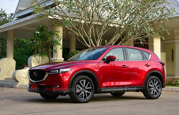 Mazda CX-5 2 2 XDL (2017) review | Bangkok Post: auto