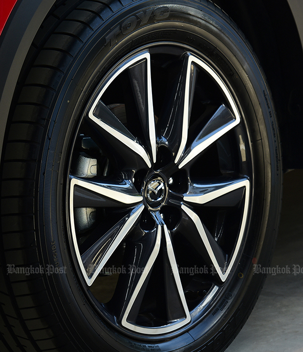 Honda Cx500 Turbo Review: Mazda CX-5 2.2 XDL (2017) Review
