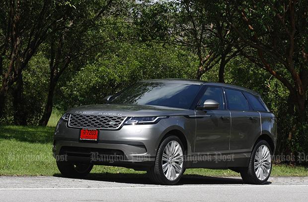 Range Rover Velar D180 HSE (2017) review