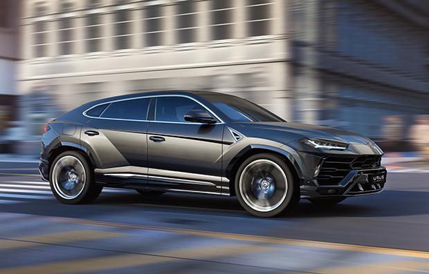 2018 Lamborghini Urus Suv Unveiled