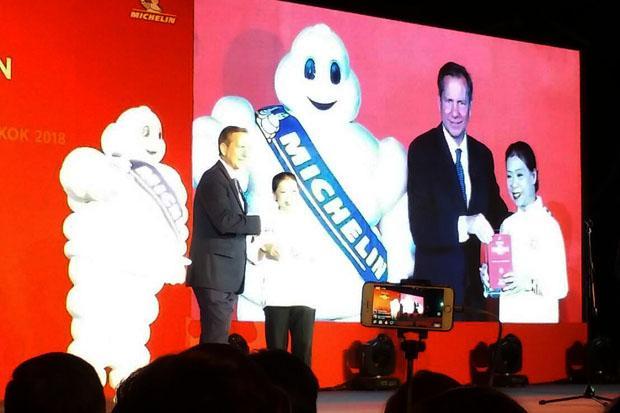 Michelin stars for 17 Bangkok restaurants