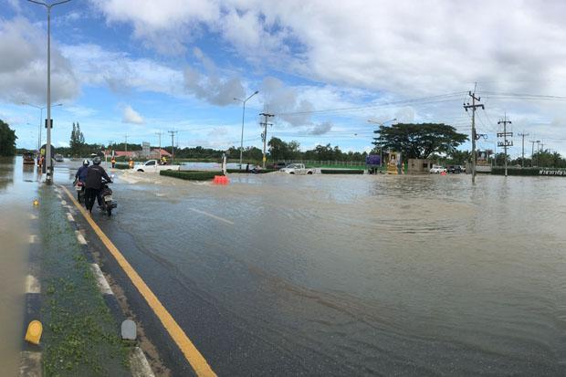 Warning of more rain, flooding in the South   Bangkok Post: news