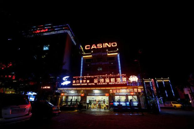 Cambodia's Sihanoukville morphs into 'Macau 2' | Bangkok Post: news