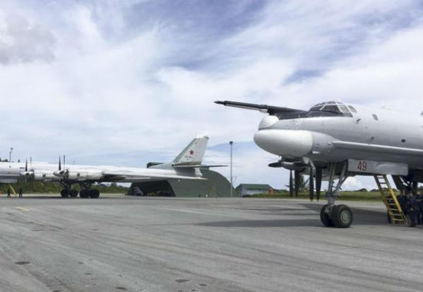 Russian strategic bombers fly mission from Indonesia | Bangkok Post: news