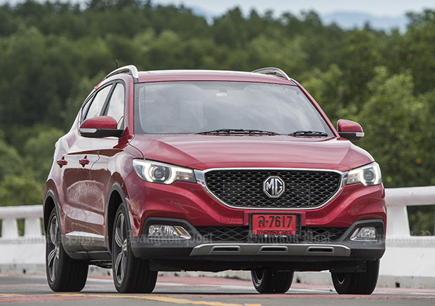 MG ZS 1.5 X (2017) review