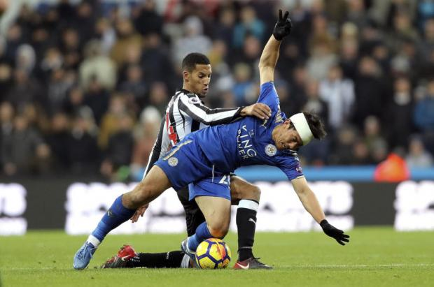 Riyad Mahrez, Wilfred Ndidi inspire Leicester City to Newcastle United win