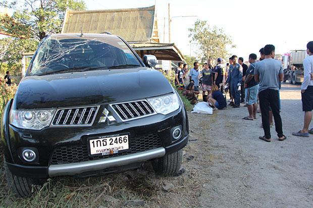 One student killed, two hurt in Ratchaburi crash   Bangkok Post: news