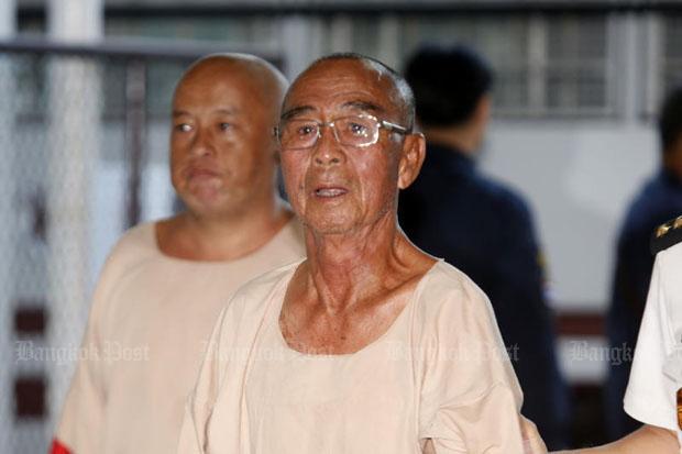 Life imprisonment for old drug kingpin Lao Ta   Bangkok Post: news