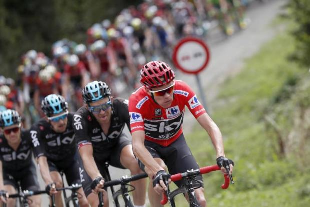 UCI: Tour de France champion, Froome failed drugs test