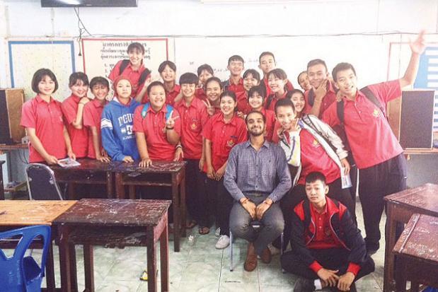 A teacher's tale | Bangkok Post: learning