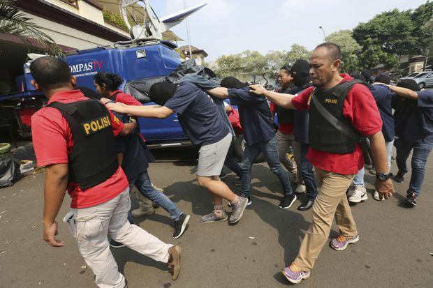 Indonesia sentences gay club workers to 2-3 years in prison | Bangkok Post: news