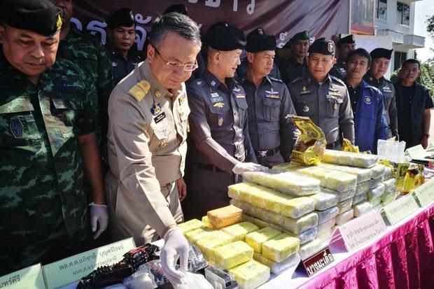 Big southern drug ring cracked | Bangkok Post: news