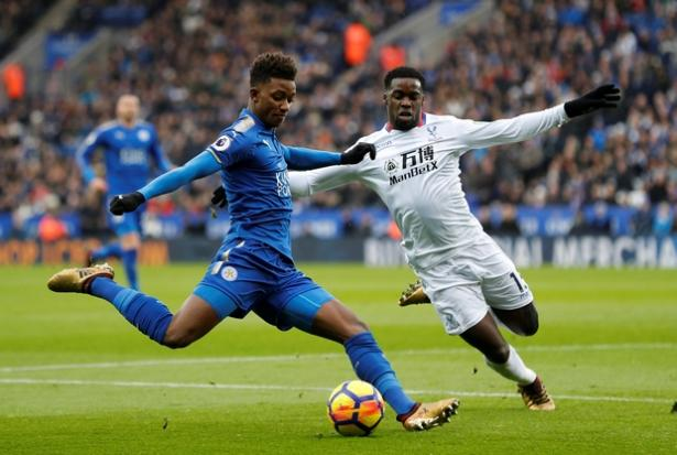 Palace upset Leicester 3-0 | Bangkok Post: news