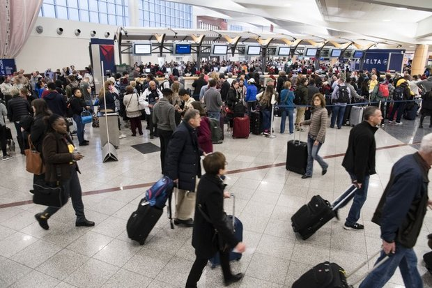 Atlanta airport restored; thousands of flights affected