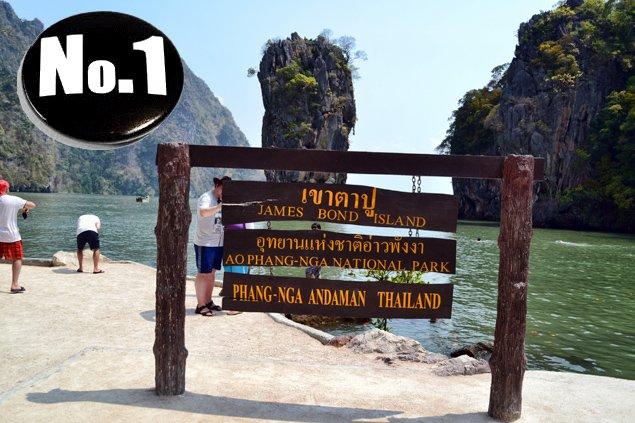 Fodor's stay-away list includes Phang-Nga Park
