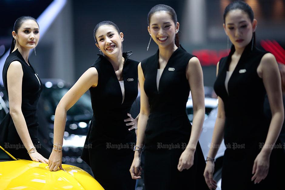 Inside Bangkok Motor Show