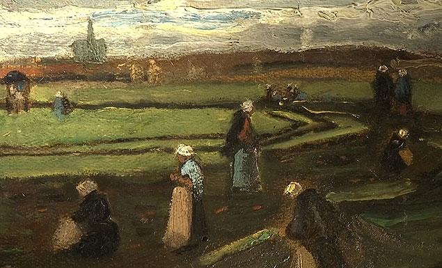 Van Gogh landscape fetches 7 million euros at Paris auction