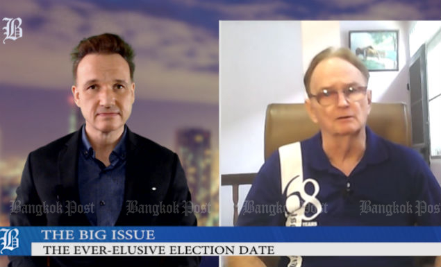 The Big Issue June 24, 2018: The ever-elusive election date