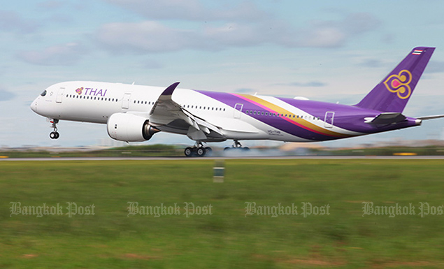 Thai Airways goes after Singapore Airlines