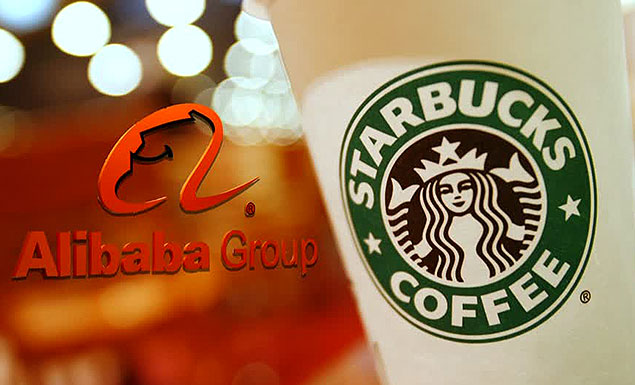 Starbucks set to team up with Alibaba in China