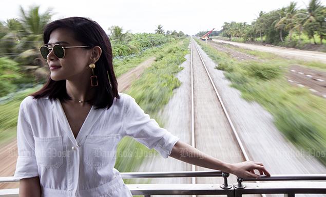 Luxury on rails