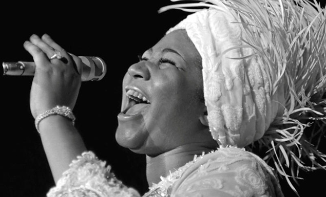 World mourns 'Queen of Soul' Aretha Franklin