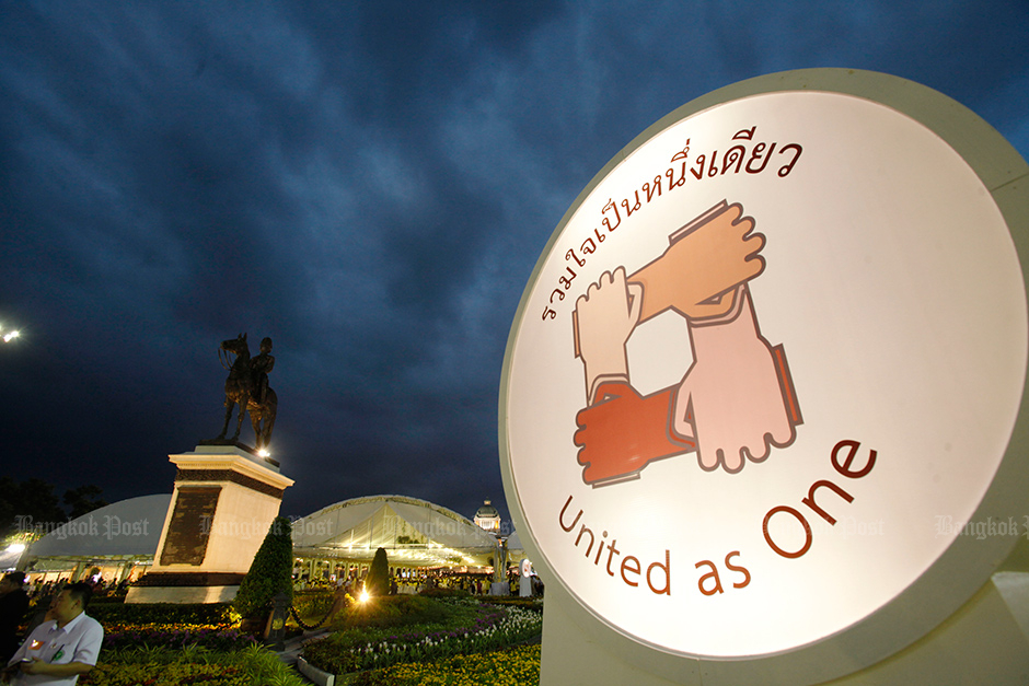 From Tham Luang to Royal Plaza