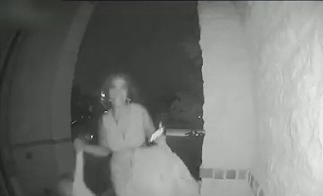 Woman who left child on doorstep may face charges