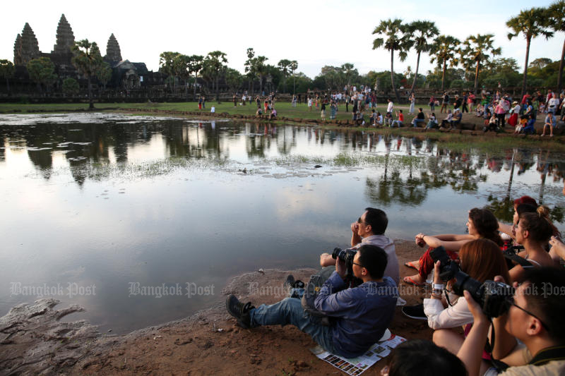 With higher prices, revenue at Angkor Wat skyrockets