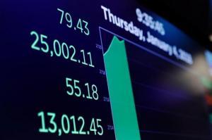 SET, world stocks hit records, euro near three-year high