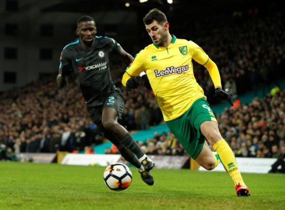 , Chelsea held by Norwich, Man  City's quadruple hopes alive, WorldNews | Travel Wire News