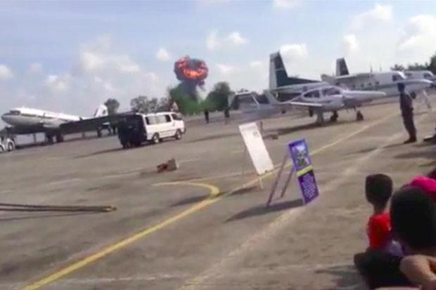 Pilot disorientation blamed for Gripen fighter crash