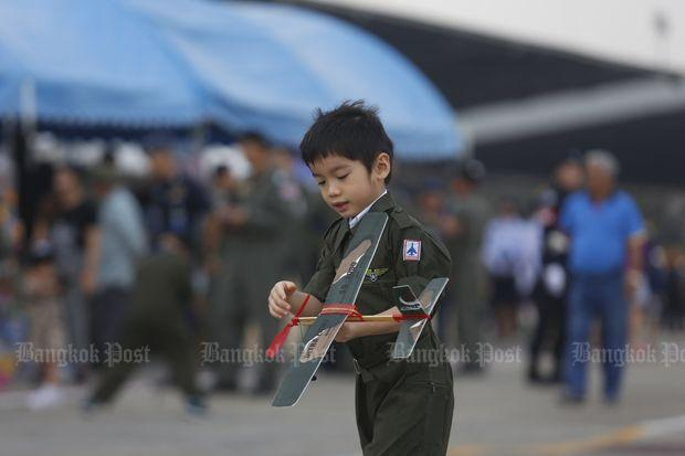 Air shows top Children's Day activities | Bangkok Post: news