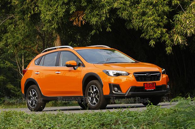 Subaru XV 2.0i-P (2018) review