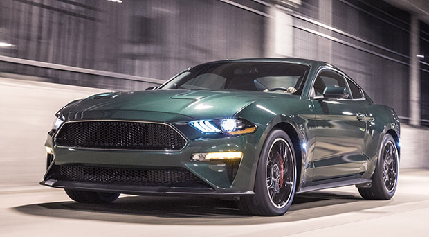 Ford Mustang Bullitt Video Review