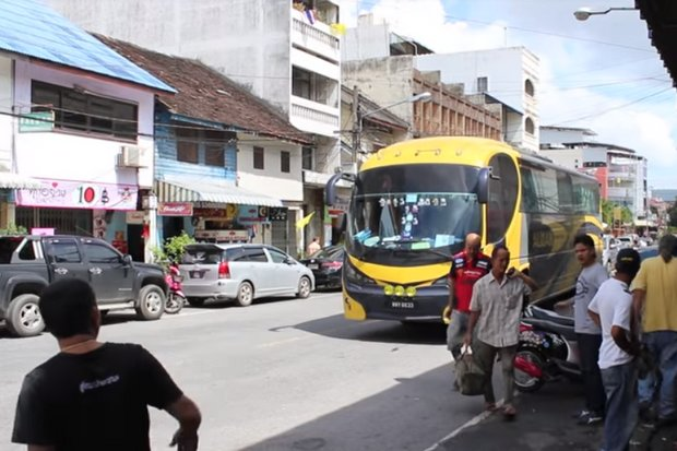 Govt blitz on foreign buses stirs concern