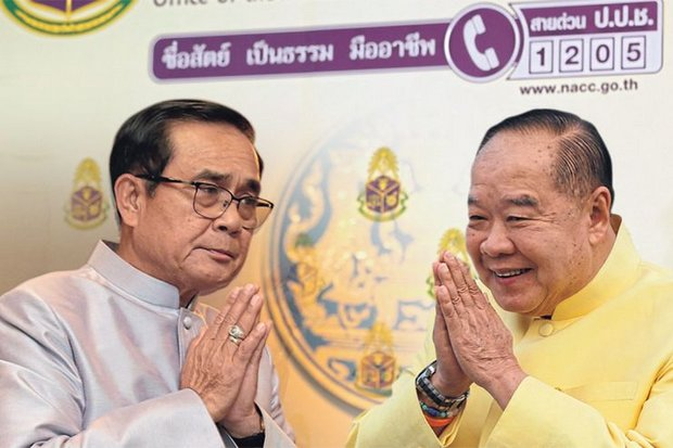 Is Thailand's civil society waking up again?