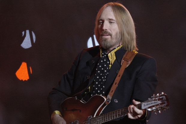 Tom Petty died of 'accidental drug overdose'