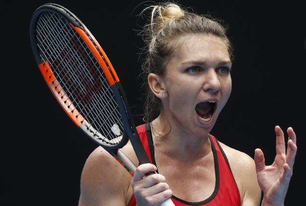 Sharapova out, Halep wins marathon in Melbourne