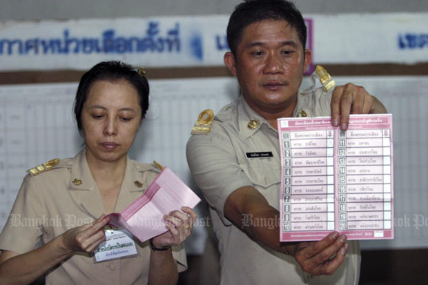 Most thais 'look forward to democracy'