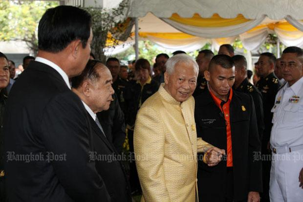 Prem to miss Armed Forces Day reception party on Sunday | Bangkok Post: news