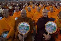 Scandal-hit Dhammakaya temple helps stage Myanmar event