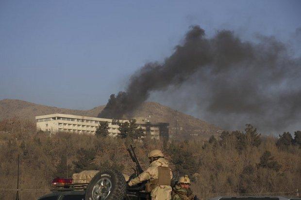 18 dead in Kabul hotel siege