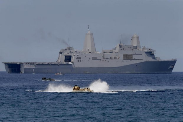 Chinese angry at US probe in South China Sea