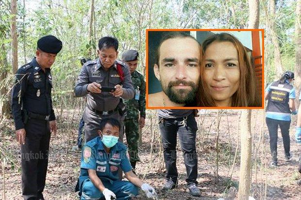 Thai woman sought over Italian's slaying | Bangkok Post: news
