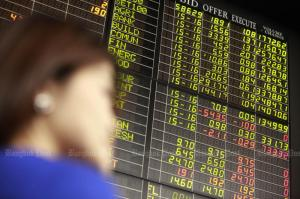 SET ends higher, Philippine stocks fall