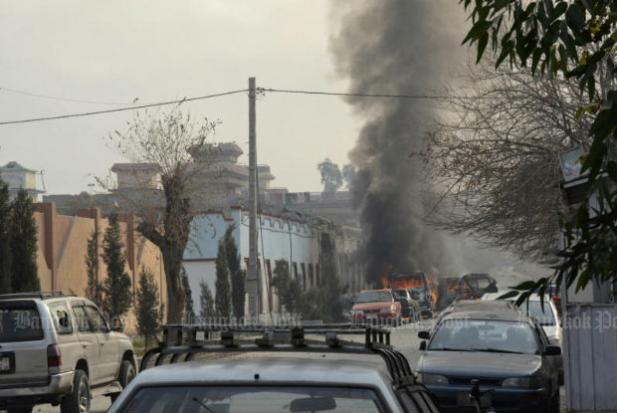 Is claims attack on afghan office of save the children bangkok post news - Save the children press office ...