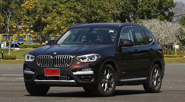 Bmw X3 Xdrive 20d 2018 Review Bangkok Post Auto
